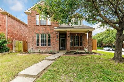 The Colony Single Family Home For Sale: 5401 Waterwood Court