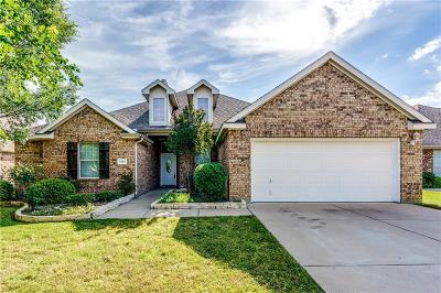 Single Family Home For Sale: 9616 Lankford Trail