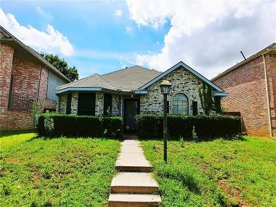 Lewisville Residential Lease Active Option Contract: 1712 Circle Creek Drive