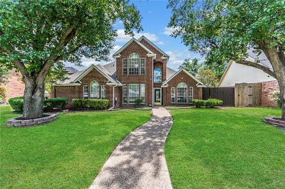 Allen Single Family Home For Sale: 1110 Timberline Lane