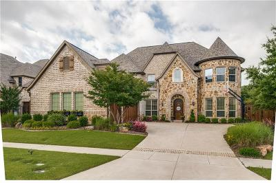 Frisco Single Family Home For Sale: 4151 Castle Bank Lane