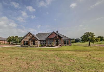 Archer County, Baylor County, Clay County, Jack County, Throckmorton County, Wichita County, Wise County Single Family Home For Sale: 140 Cowan Crossing