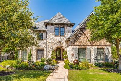 Mckinney Single Family Home For Sale: 6316 Saint Michael Drive