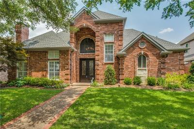 Dallas Single Family Home For Sale: 6915 Maple Creek Lane