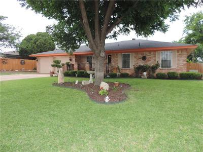 Abilene Single Family Home For Sale: 2810 S 40th Street
