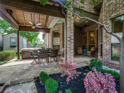 Mckinney Single Family Home For Sale: 7312 Nabors Lane