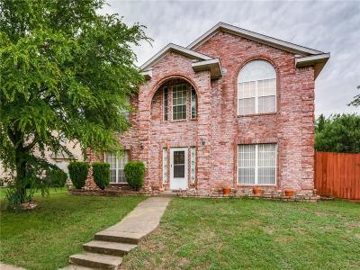 Allen Single Family Home For Sale: 1406 Bethany Creek Boulevard