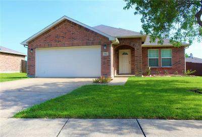 Royse City Single Family Home For Sale: 512 Timberhaven Trail