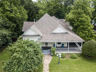 Terrell Single Family Home For Sale: 802 Johnson