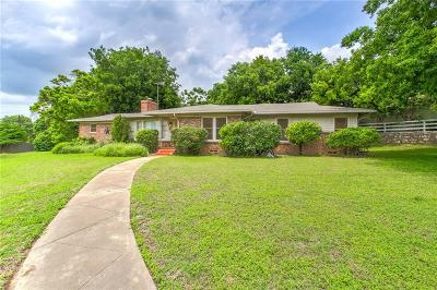 Dallas, Fort Worth Single Family Home For Sale: 6752 Kirkwood Road