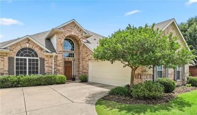 Sachse Single Family Home Active Contingent: 7210 Sparrow Point Lane