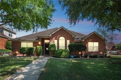 Rowlett Single Family Home For Sale: 5505 Onset Bay Drive