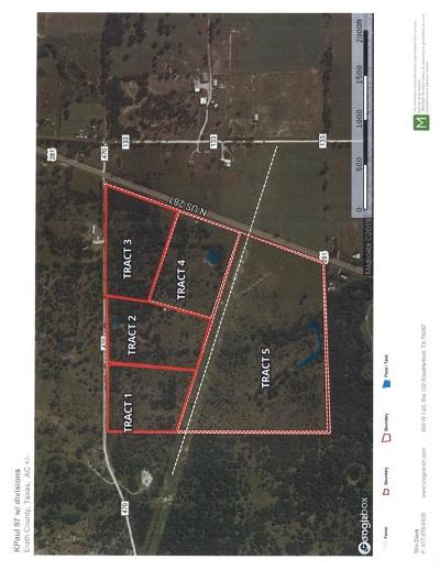 Erath County Farm & Ranch For Sale: County Road 470