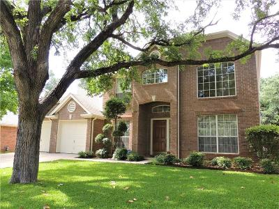 Euless Single Family Home For Sale: 114 Hollywood Boulevard