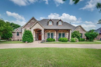 Waxahachie Single Family Home For Sale: 132 Brookstone Drive