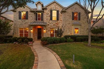 Frisco Single Family Home For Sale: 2016 Crowbridge Drive