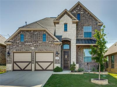 Fort Worth Single Family Home For Sale: 12617 Diamond Peak Drive