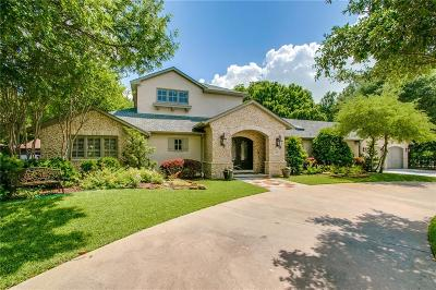 Coppell Single Family Home Active Option Contract: 405 Meadowcreek Road