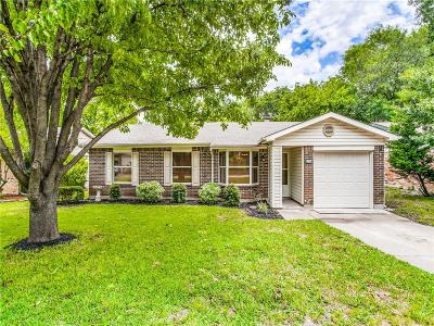 Garland Single Family Home For Sale: 1701 Nueces Drive