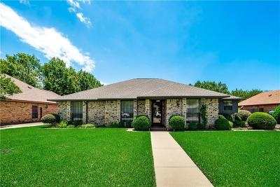 North Richland Hills Single Family Home Active Option Contract: 6620 Diamond Ridge Drive