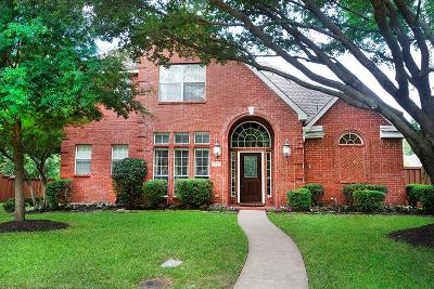 Allen Single Family Home For Sale: 1448 Rogers Court
