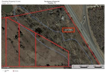 Wise County Residential Lots & Land For Sale: 108 E Highway 114