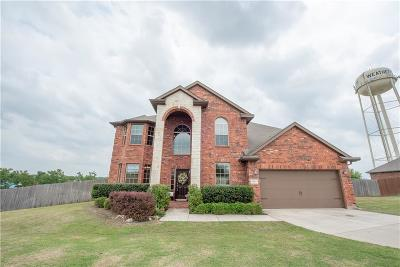 Weatherford Single Family Home For Sale: 1717 Sorrel Court
