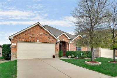 Denton County Single Family Home For Sale: 3317 Daylight Drive