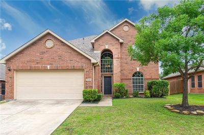Flower Mound Single Family Home For Sale: 5125 Timber Park Drive