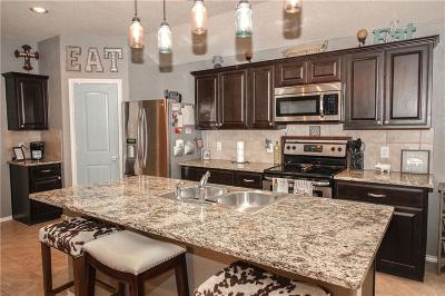 Ponder Single Family Home For Sale: 218 Meadowlands Drive