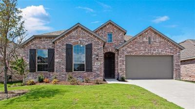 Forney Single Family Home For Sale: 1613 Yellowstone Drive