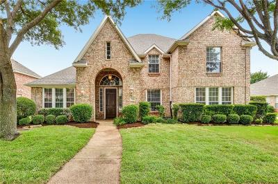 Flower Mound Single Family Home Active Option Contract: 3701 Acton Drive