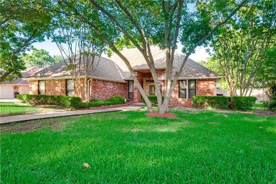 Desoto Single Family Home For Sale: 1352 Thunderbrook Drive