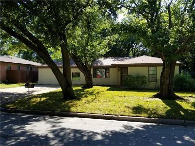 Hurst Single Family Home For Sale: 920 Billie Ruth Lane