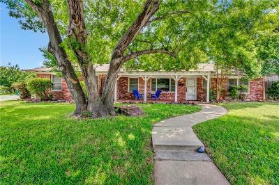 Dallas, Fort Worth Single Family Home For Sale: 4937 Vega Court W