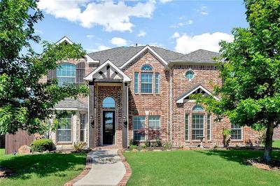 Frisco Single Family Home For Sale: 12261 Peace River Drive