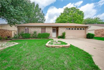Garland Single Family Home For Sale: 6005 Martie Lane