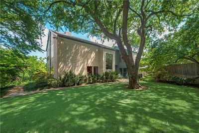 Single Family Home For Sale: 6331 McCallum Boulevard
