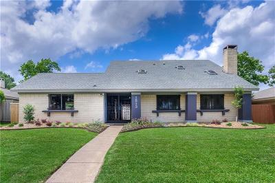 Richardson Single Family Home For Sale: 1513 N Yale Boulevard
