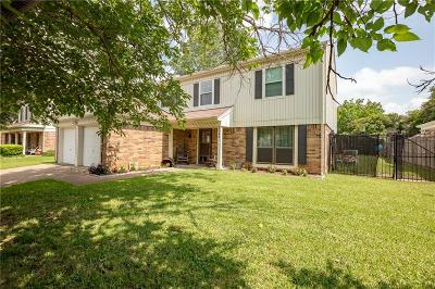 Fort Worth Single Family Home For Sale: 3945 Wrenwood Drive