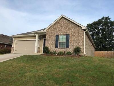 Canton Single Family Home For Sale: 346 River Oaks