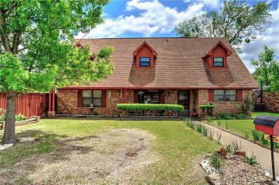 Sherman Single Family Home For Sale: 920 Boone Drive