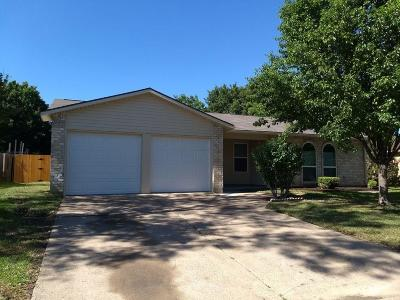 Arlington Single Family Home For Sale: 1707 Palmwood Trail