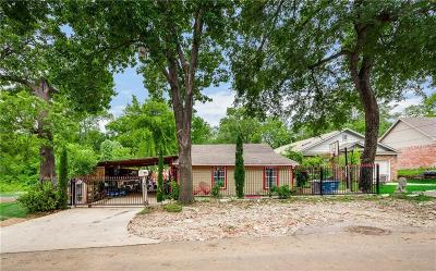 Dallas, Fort Worth Single Family Home For Sale: 2324 Kings Road