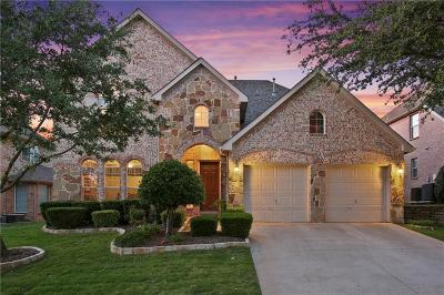 Flower Mound Single Family Home For Sale: 4532 Brenda Drive