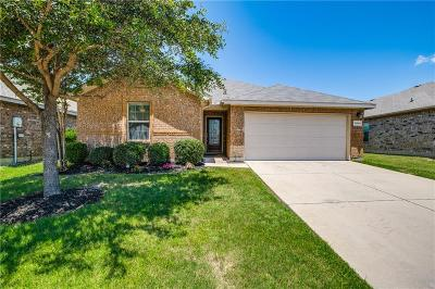 Frisco Single Family Home Active Option Contract: 12605 Joplin Drive