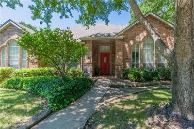 Coppell Single Family Home For Sale: 516 Halifax Lane