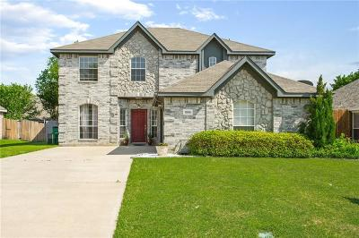 Mckinney Single Family Home For Sale: 1005 Baker Street