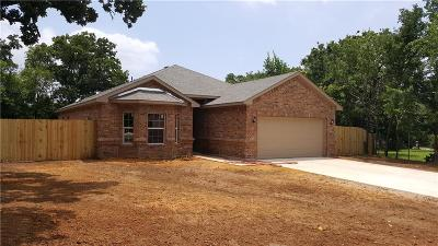 Fort Worth Single Family Home For Sale: 4421 Shackleford Street