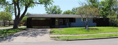 Dallas, Fort Worth Single Family Home For Sale: 3334 Modlin Street